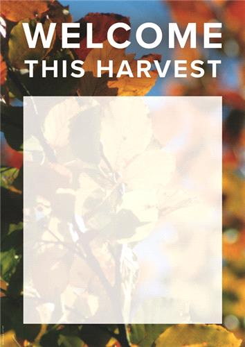 Harvest Welcome