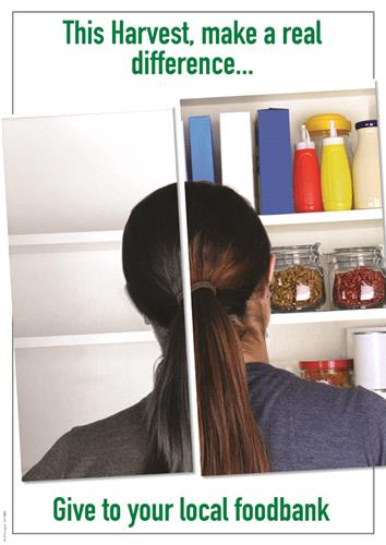Foodbank Cupboard