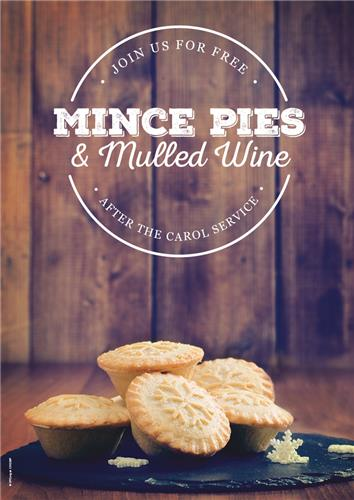 Free Mince Pies