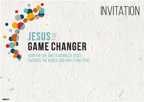 Jesus Gamechanger