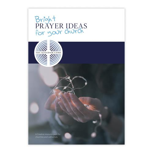 Thy Kingdom Come Bright prayer Ideas - Church Pack