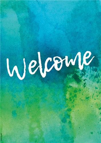 Watercolour Welcome
