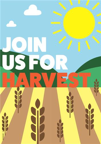 Join us for Harvest