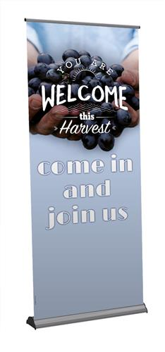 Welcome this Harvest
