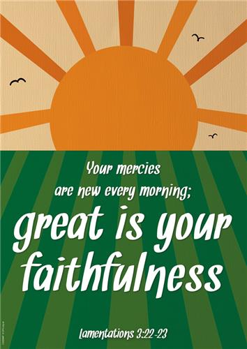 Sunrise Faithfulness