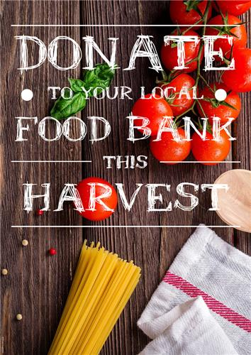 Food Bank Donate