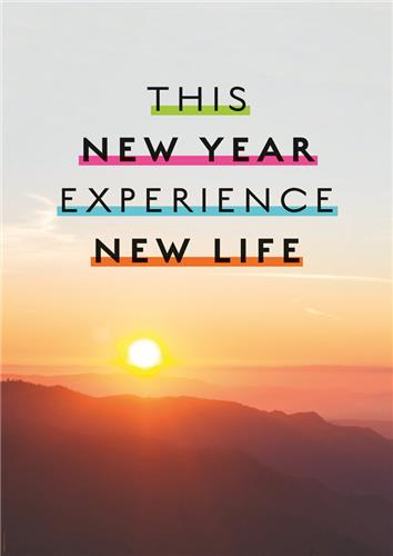 Experience New Life