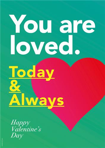 Valentines Day Christian Posters For Churches Christian