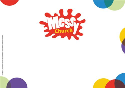 Messy Church White
