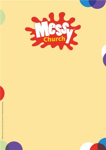 Messy Church Yellow