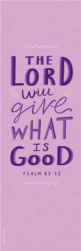 Give what is Good