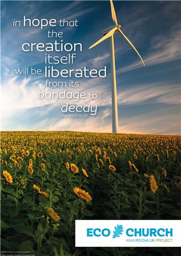 Eco Church Turbine