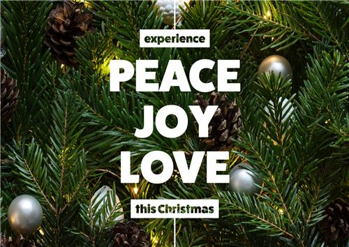 Peace Joy Love