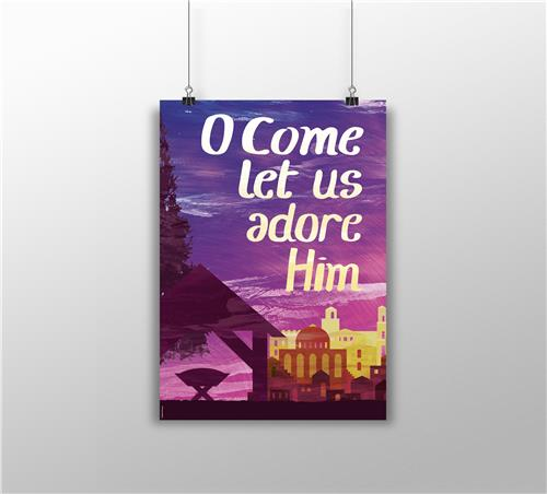 O come Let us Adore