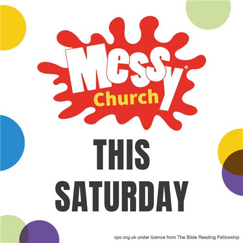 Messy Church Saturday