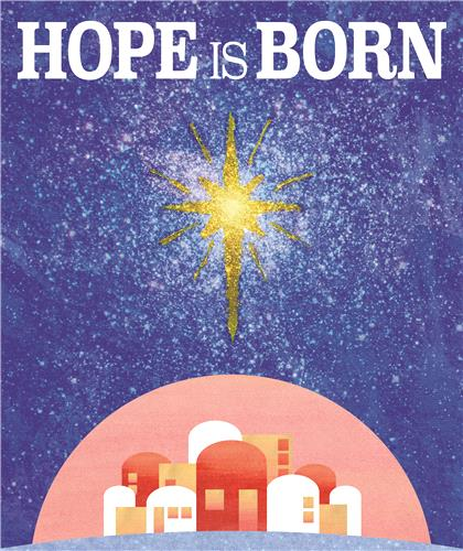 Hope is Born Cover