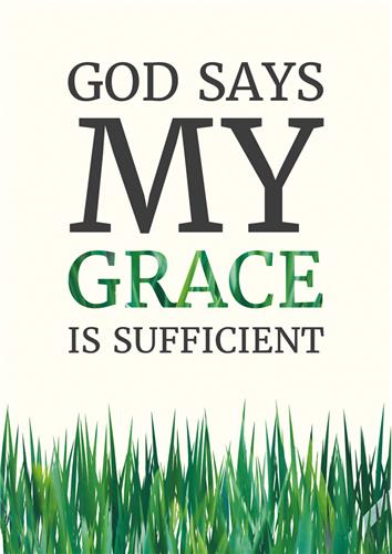 God Says Grace