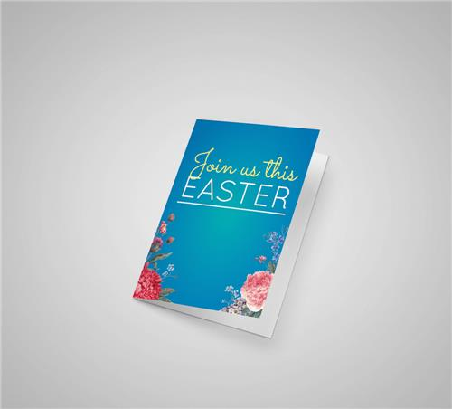 Join Us This Easter