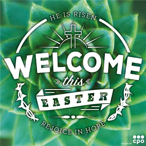 Easter Welcome