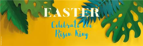 Easter Risen King