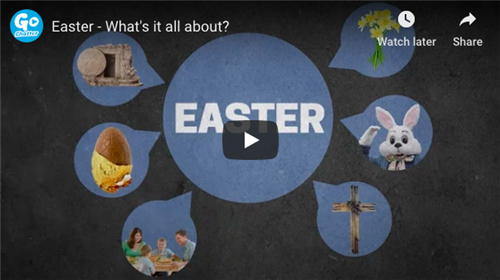 Easter what's it all about - Video