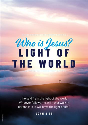 Who is Jesus Light