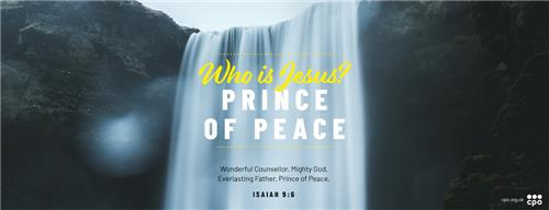 Who is Jesus Peace