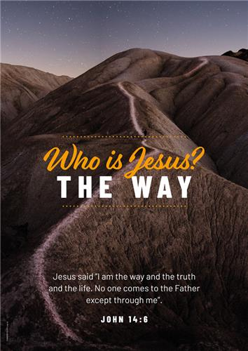 Who is Jesus the Way