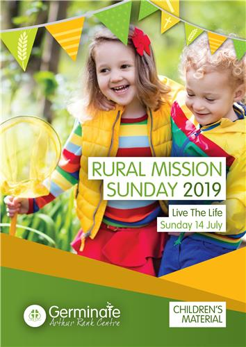 Rural Mission Sunday - Children's Booklet