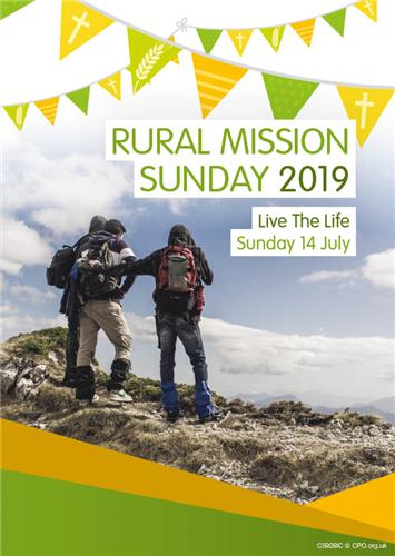 Rural Mission Sunday - Customisable Postcard