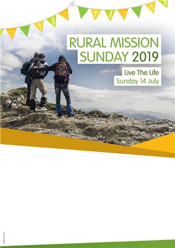 Rural Mission Sunday - Customisable Poster