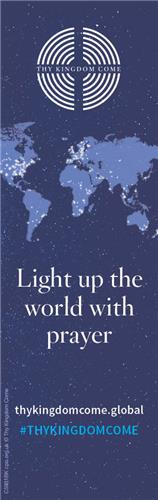 TKC Light up - Bookmark