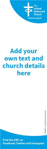 URC White Template - Bookmark