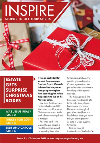 Inspire Christmas - Free Download