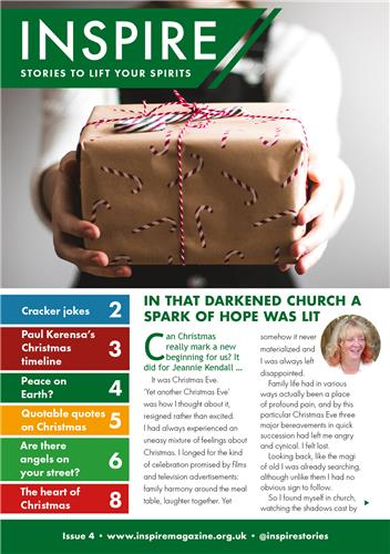Inspire Christmas Edition - Magazine (Pack of 100)