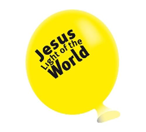 Jesus Light of the World Giveaways