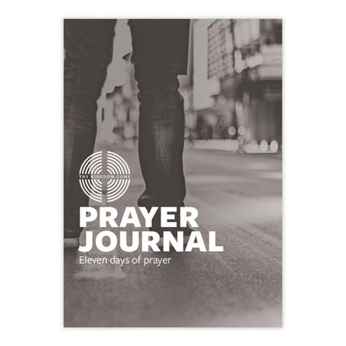 TKC Prayer Journal - Booklet