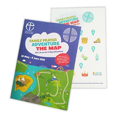 TKC Adventure Prayer Pack (single copy)