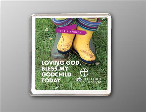 CPH Fridge Magnet for Godparents