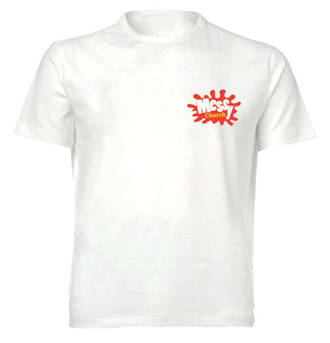Messy Church - Unisex Fairtrade T-Shirt