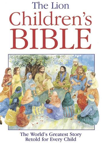 The Lion Children's Bible (Hardback)
