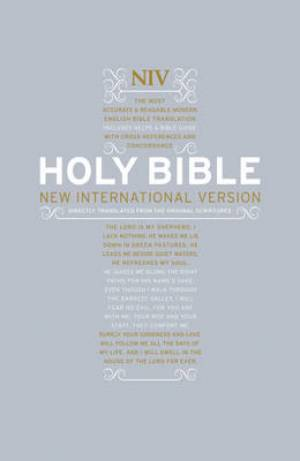 NIV Popular HB Bible with Cross-References