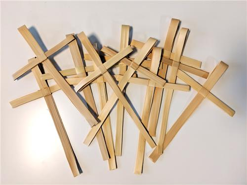 Palm Crosses