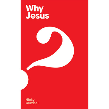 Why Jesus? - Booklet
