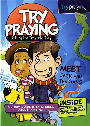 Trypraying - Putting the pray into play