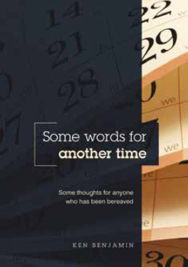 Some Words For Another Time