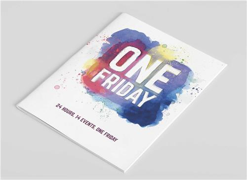 Lifewords One Friday book