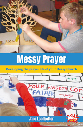 Messy Prayer