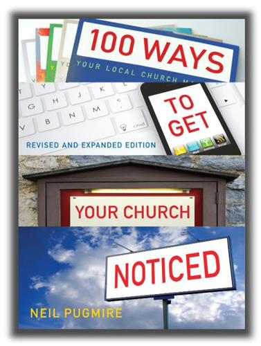 100 Ways to Get Your Church Noticed