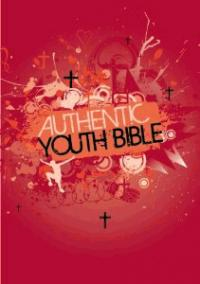 ERV Youth Bible (Red)